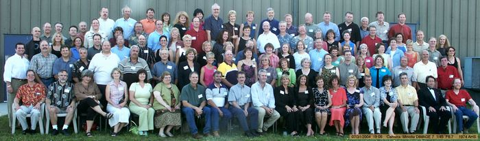 Click to see a larger image of the 1974 AHS Class Reunion group photo.